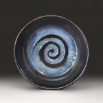 Plate with Spiral