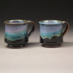 Opal and Tennoku Mugs